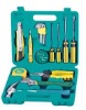 Carbon steel family tools set