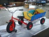 tricycle kids trailer