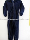 disposable nonwoven coverall for factory use