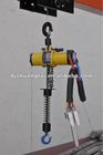 air chain block with suspension hook 0.5t