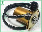Komatsu PC200-6 6D102 rotary solenoid valve