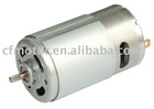 speed reducer motor RS-560SH, gear box motor, small gear motors