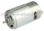 speed reducer motor RS-560SH, gear box motor, small gear motors