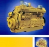8 in-line marine diesel engine(500kw-720kw)