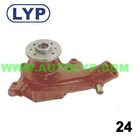 DH220-5 Water Pump For Daewoo Excavator