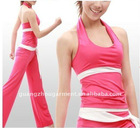 ladies yoga garment 2012