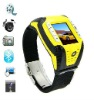 "tri bands 1.33"" sports watch cell phone F3"
