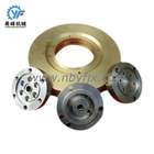 ningbo factory high precision steel cnc machined DIN flange
