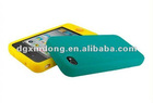 high quality silicone cover for iphone 4s