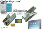 CUBIX SIM card Cutter from Mini SIM card to Micro SIM card