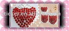 Heart Rhinestone Sticker
