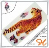 *Hengxu* Tiger temporary tattoo sticker