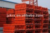 Steel structure for belt conveyor