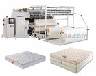 Computerized Multi needle chain stitch quilting machine for mattress cover, thickness up to 8cm !
