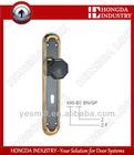 hardware door lock mortise zinc alloy material