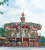 carousel/merry go round/amusement park equipments_LMC001