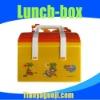 kids cartoon portable cartoon lunch box