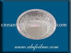 Aluminium foil dish