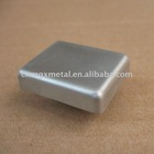 Rectangle Post End Die Casting Cover