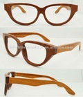 Reading glasses with pure wood frame and temple,wooden eyeglasses