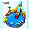 The biggest inflatable aqua play water park for sale(wat-589)