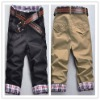 2012 wholesale cropped fashion men's pants CAP049