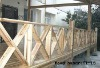 safety outdoor wood handrail-15A