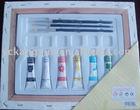 Acrylic Color Paint/6 colors/12 ml