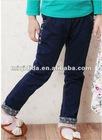 wholesale manufacturer branded newest children jeans garment