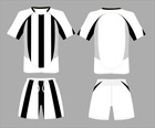12-13 short sleeve sublimation New design soccer kit soccer jersey Soccer Uniform
