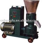 Flat-die wood pellet mill