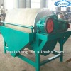 High Efficiency of the Wet Magnetic Drum Separator