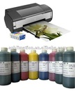High quality compatible pigment ink