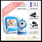 Wireless Baby Monitor with Video Camera
