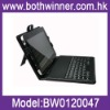 10 Inch PC tablet keyboard leather case