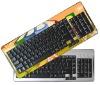 Mutlmedia computer keyboard, USB keyboard