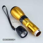 Hot sale Cree chip LED Aluminum flashlight
