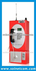 Wireless Outdoor Coin/Card Operated Payphone