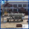 mobile concrete batch plant HZS50
