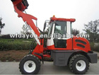 hot sale in european market,multifuntional JN915 wheel loader (1.5 ton)