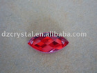 crystal garment beads,crystal glass fittings,glass costume accessories