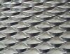 HOT!Expanded Metal Mesh Aluminum Curtain Wall