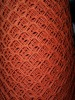 PE bright orange net