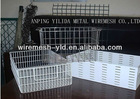 SS 304 wire mesh basket/panel