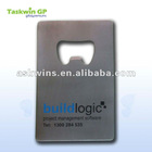 Build logic metal bottle opener