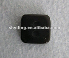 black resin button; square resin button; colored polyester resin button;shank resin button; resin textile button