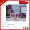 rubber + pvc mouse mat