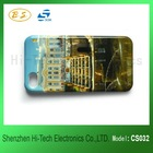 New design plastic case for iphone 4
