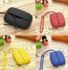 Most popular style hot sale silicone key purse