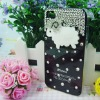 Aurora 3D Rhinestone Sheep Bling Crystal iPhone 4s case